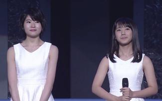 加賀楓、横山玲奈