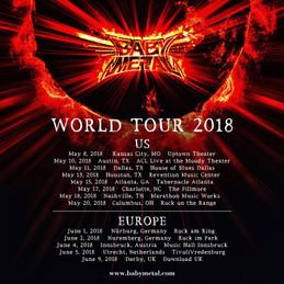2018ワールドツアー